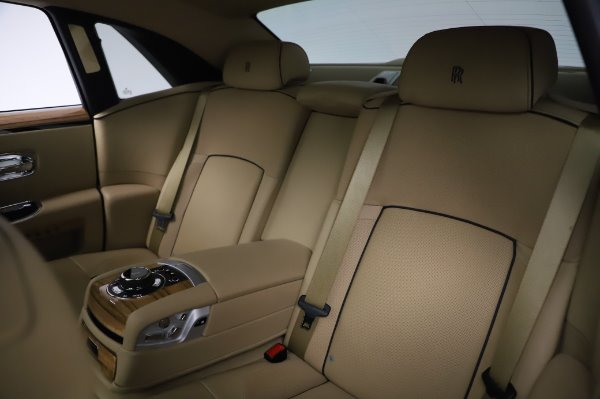 Used 2014 Rolls-Royce Ghost V-Spec for sale Call for price at Aston Martin of Greenwich in Greenwich CT 06830 14