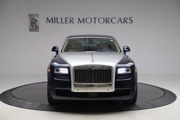 Used 2014 Rolls-Royce Ghost V-Spec for sale Call for price at Aston Martin of Greenwich in Greenwich CT 06830 2