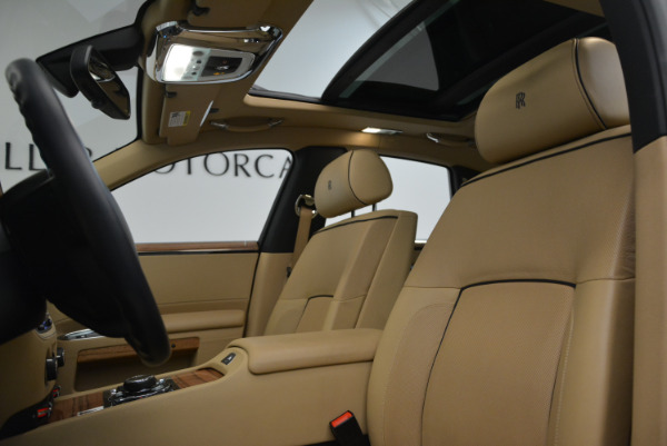 Used 2014 Rolls-Royce Ghost V-Spec for sale Call for price at Aston Martin of Greenwich in Greenwich CT 06830 22