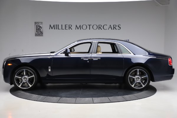 Used 2014 Rolls-Royce Ghost V-Spec for sale Call for price at Aston Martin of Greenwich in Greenwich CT 06830 3