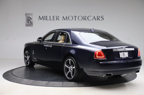 Used 2014 Rolls-Royce Ghost V-Spec for sale Call for price at Aston Martin of Greenwich in Greenwich CT 06830 4