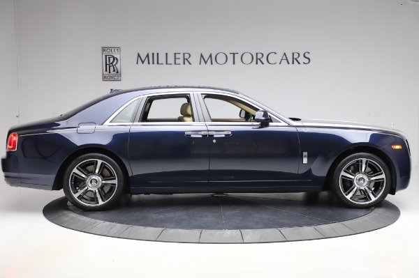 Used 2014 Rolls-Royce Ghost V-Spec for sale Call for price at Aston Martin of Greenwich in Greenwich CT 06830 7