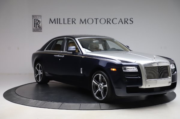 Used 2014 Rolls-Royce Ghost V-Spec for sale Call for price at Aston Martin of Greenwich in Greenwich CT 06830 8