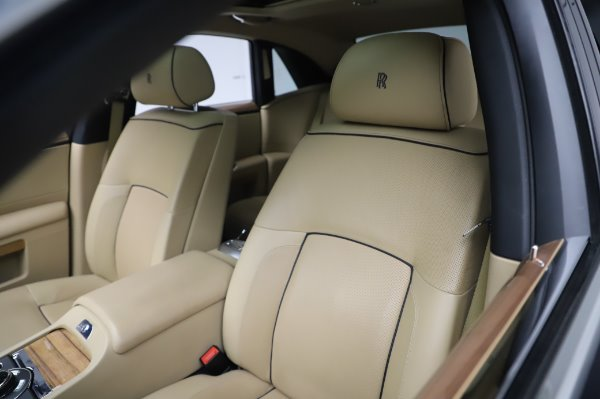 Used 2014 Rolls-Royce Ghost V-Spec for sale Call for price at Aston Martin of Greenwich in Greenwich CT 06830 9