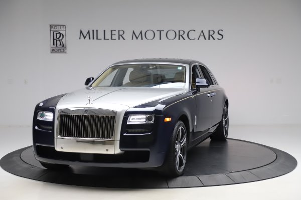 Used 2014 Rolls-Royce Ghost V-Spec for sale Call for price at Aston Martin of Greenwich in Greenwich CT 06830 1