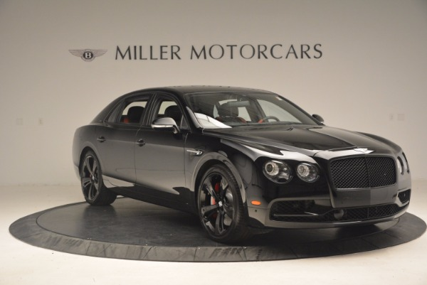 New 2017 Bentley Flying Spur W12 S for sale Sold at Aston Martin of Greenwich in Greenwich CT 06830 11