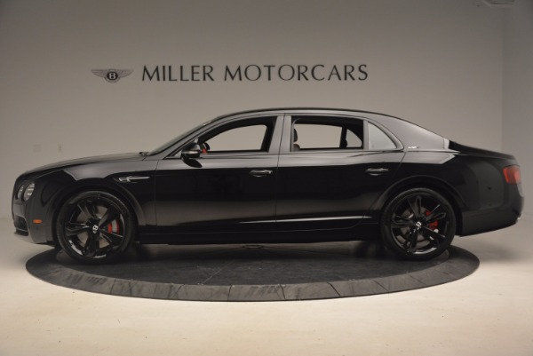 New 2017 Bentley Flying Spur W12 S for sale Sold at Aston Martin of Greenwich in Greenwich CT 06830 3