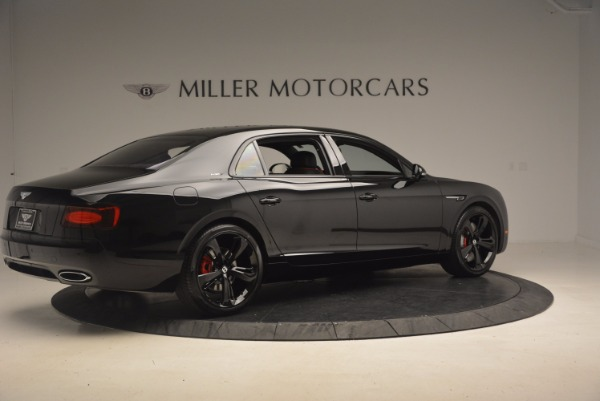 New 2017 Bentley Flying Spur W12 S for sale Sold at Aston Martin of Greenwich in Greenwich CT 06830 8