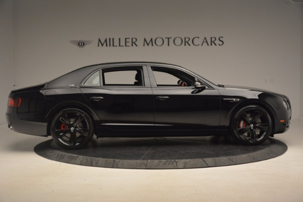 New 2017 Bentley Flying Spur W12 S for sale Sold at Aston Martin of Greenwich in Greenwich CT 06830 9