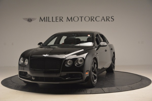 New 2017 Bentley Flying Spur W12 S for sale Sold at Aston Martin of Greenwich in Greenwich CT 06830 1