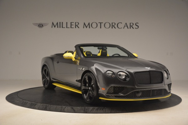 New 2017 Bentley Continental GT Speed Black Edition for sale Sold at Aston Martin of Greenwich in Greenwich CT 06830 11