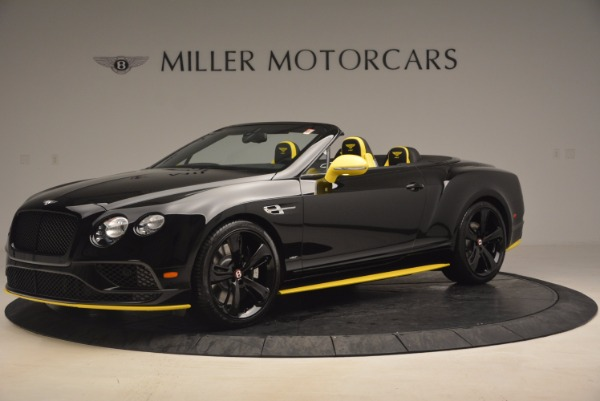 New 2017 Bentley Continental GT V8 S Black Edition for sale Sold at Aston Martin of Greenwich in Greenwich CT 06830 2