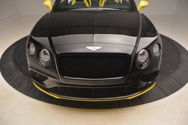 New 2017 Bentley Continental GT V8 S Black Edition for sale Sold at Aston Martin of Greenwich in Greenwich CT 06830 20