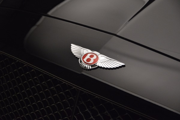 New 2017 Bentley Continental GT V8 S Black Edition for sale Sold at Aston Martin of Greenwich in Greenwich CT 06830 22
