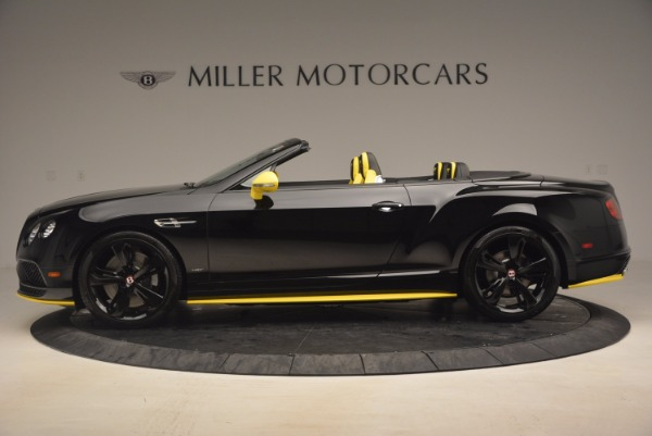 New 2017 Bentley Continental GT V8 S Black Edition for sale Sold at Aston Martin of Greenwich in Greenwich CT 06830 3