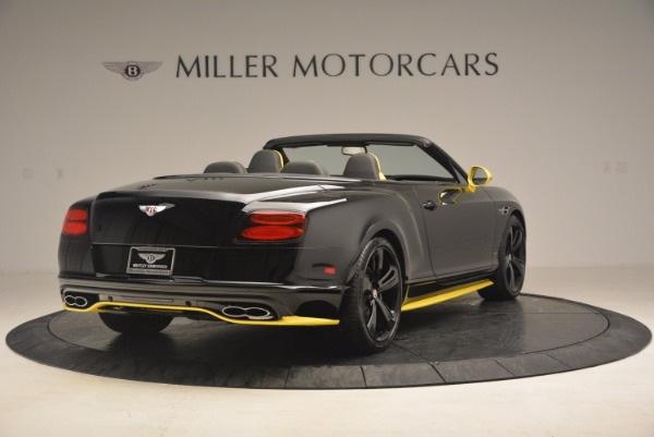 New 2017 Bentley Continental GT V8 S Black Edition for sale Sold at Aston Martin of Greenwich in Greenwich CT 06830 7