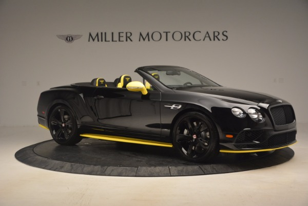 New 2017 Bentley Continental GT V8 S Black Edition for sale Sold at Aston Martin of Greenwich in Greenwich CT 06830 9