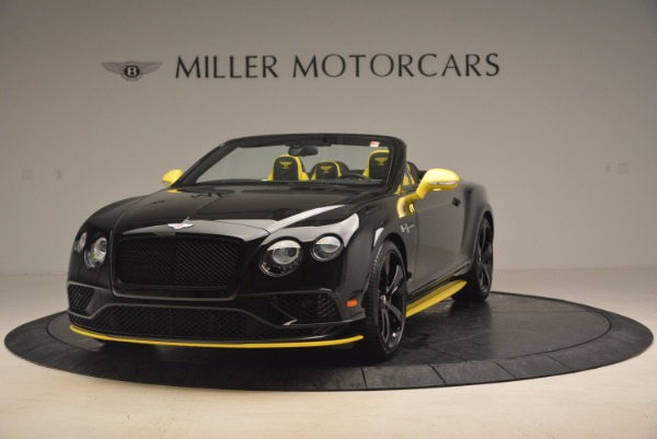 New 2017 Bentley Continental GT V8 S Black Edition for sale Sold at Aston Martin of Greenwich in Greenwich CT 06830 1
