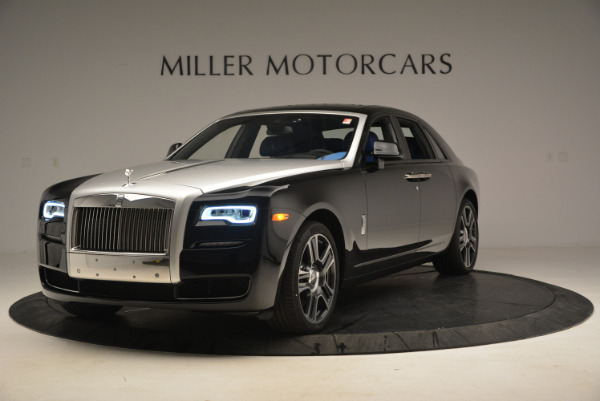 New 2017 Rolls-Royce Ghost for sale Sold at Aston Martin of Greenwich in Greenwich CT 06830 2
