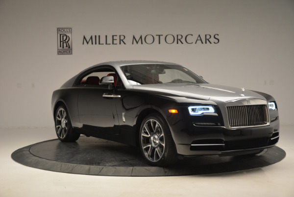 Used 2017 Rolls-Royce Wraith for sale Call for price at Aston Martin of Greenwich in Greenwich CT 06830 11