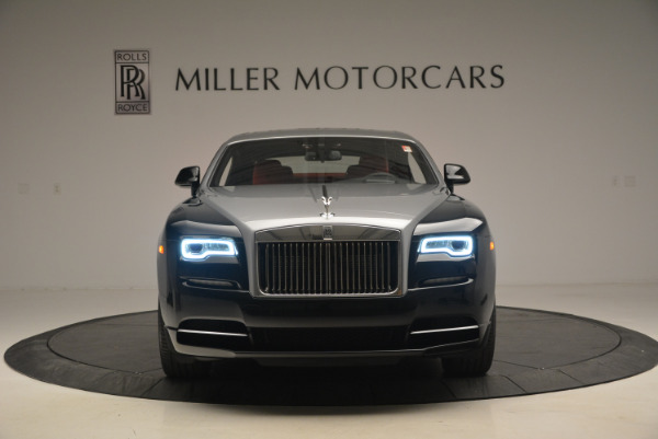 Used 2017 Rolls-Royce Wraith for sale Call for price at Aston Martin of Greenwich in Greenwich CT 06830 12