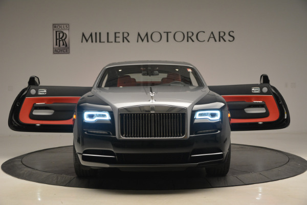 Used 2017 Rolls-Royce Wraith for sale Call for price at Aston Martin of Greenwich in Greenwich CT 06830 13