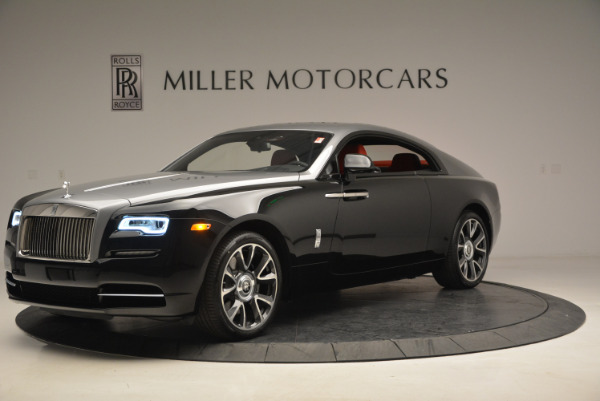 Used 2017 Rolls-Royce Wraith for sale Call for price at Aston Martin of Greenwich in Greenwich CT 06830 2