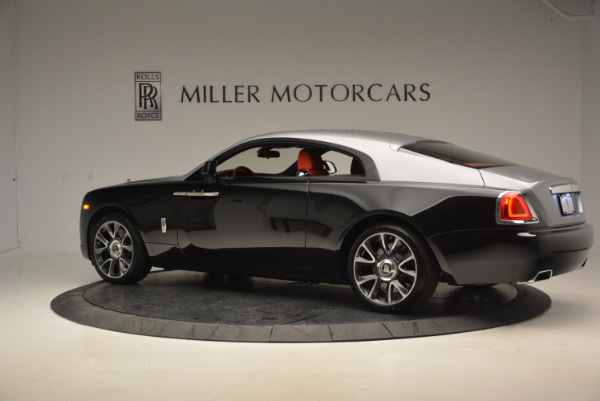 Used 2017 Rolls-Royce Wraith for sale Call for price at Aston Martin of Greenwich in Greenwich CT 06830 4