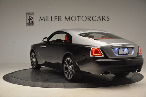 Used 2017 Rolls-Royce Wraith for sale Call for price at Aston Martin of Greenwich in Greenwich CT 06830 5