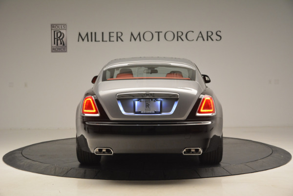 New 2017 Rolls-Royce Wraith for sale Sold at Aston Martin of Greenwich in Greenwich CT 06830 6