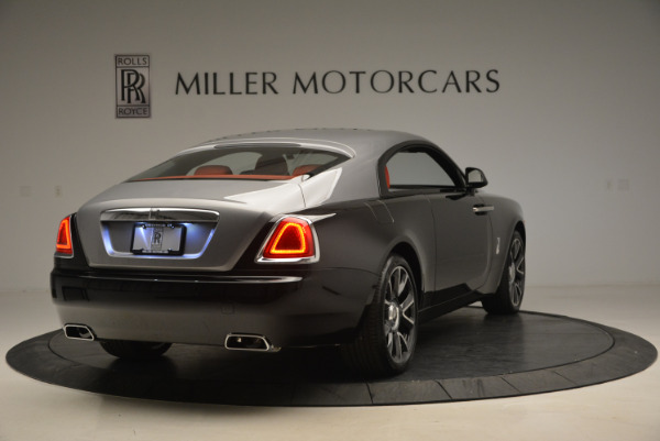New 2017 Rolls-Royce Wraith for sale Sold at Aston Martin of Greenwich in Greenwich CT 06830 7