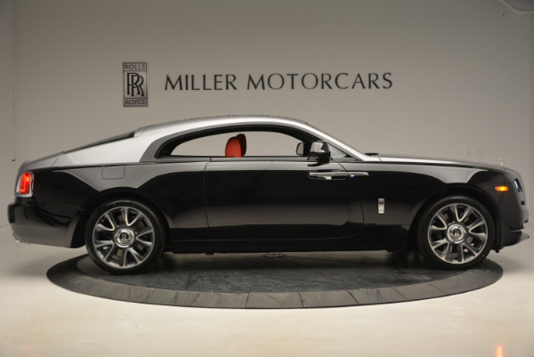 Used 2017 Rolls-Royce Wraith for sale Call for price at Aston Martin of Greenwich in Greenwich CT 06830 9