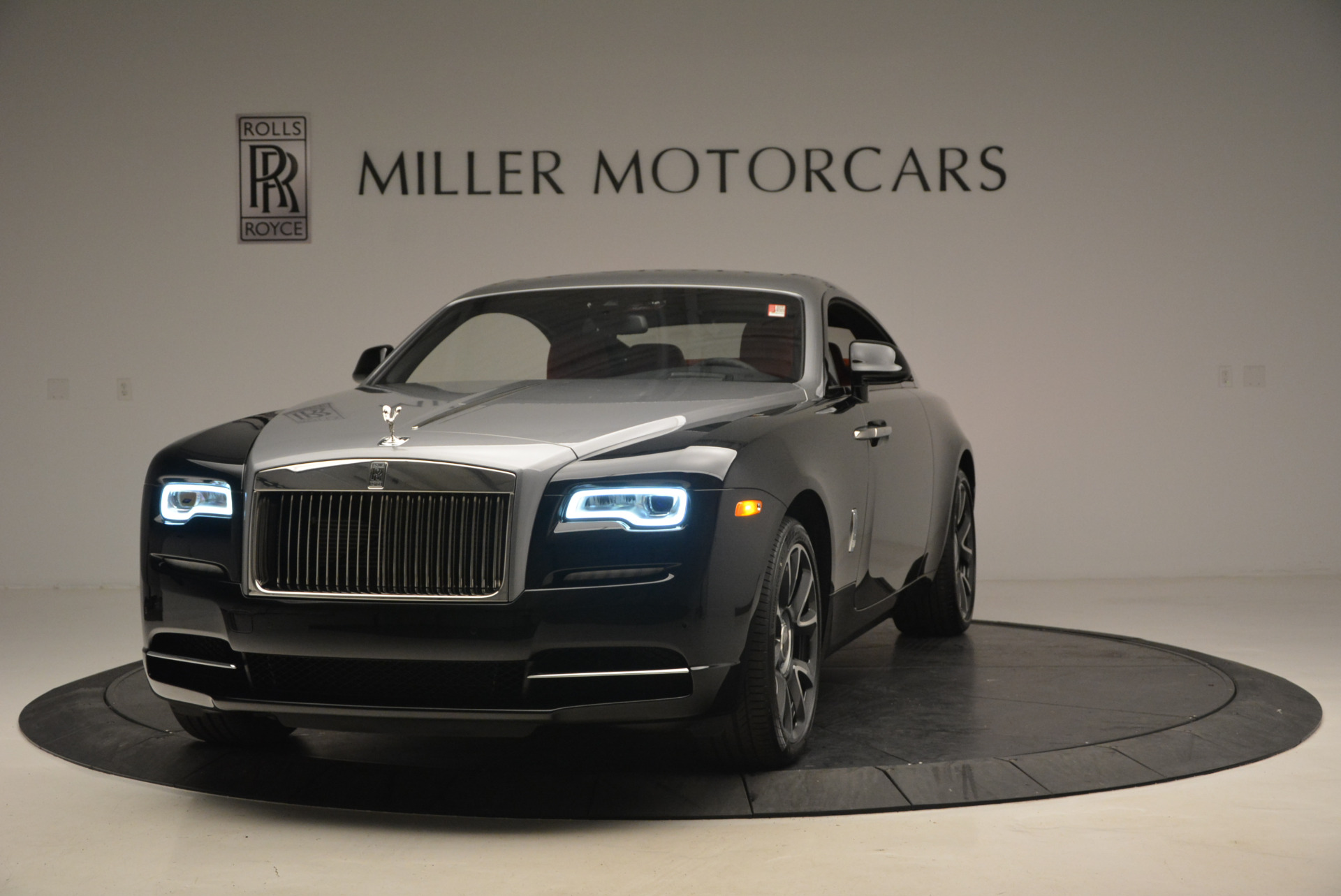 Used 2017 Rolls-Royce Wraith for sale Call for price at Aston Martin of Greenwich in Greenwich CT 06830 1
