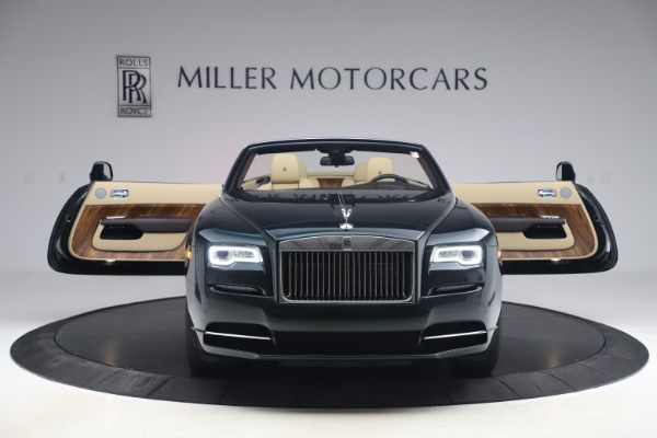 Used 2017 Rolls-Royce Dawn for sale $248,900 at Aston Martin of Greenwich in Greenwich CT 06830 13