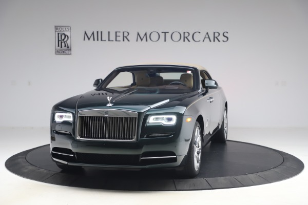 Used 2017 Rolls-Royce Dawn for sale $248,900 at Aston Martin of Greenwich in Greenwich CT 06830 14