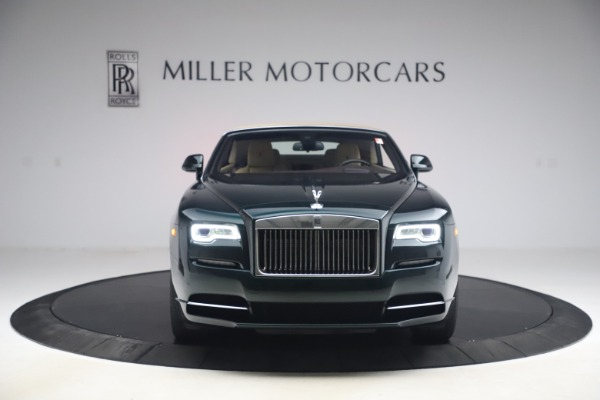 Used 2017 Rolls-Royce Dawn for sale $248,900 at Aston Martin of Greenwich in Greenwich CT 06830 15