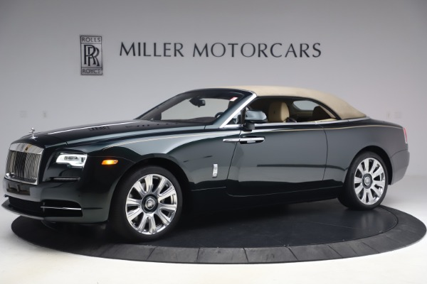 Used 2017 Rolls-Royce Dawn for sale $248,900 at Aston Martin of Greenwich in Greenwich CT 06830 17