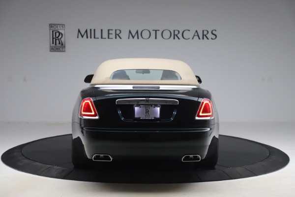 Used 2017 Rolls-Royce Dawn for sale $248,900 at Aston Martin of Greenwich in Greenwich CT 06830 21