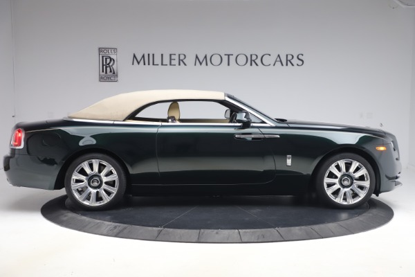 Used 2017 Rolls-Royce Dawn for sale $248,900 at Aston Martin of Greenwich in Greenwich CT 06830 24