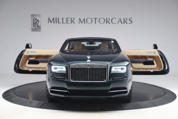 Used 2017 Rolls-Royce Dawn for sale $248,900 at Aston Martin of Greenwich in Greenwich CT 06830 27