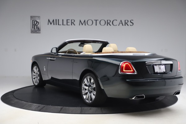 Used 2017 Rolls-Royce Dawn for sale $248,900 at Aston Martin of Greenwich in Greenwich CT 06830 6