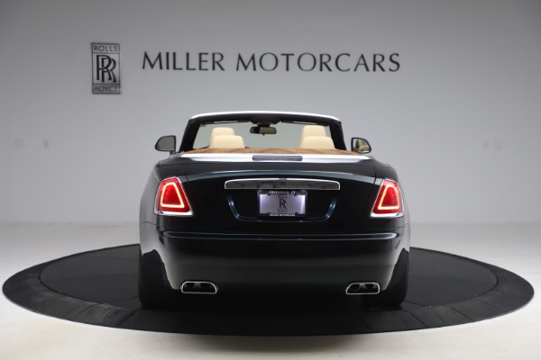 Used 2017 Rolls-Royce Dawn for sale $248,900 at Aston Martin of Greenwich in Greenwich CT 06830 7