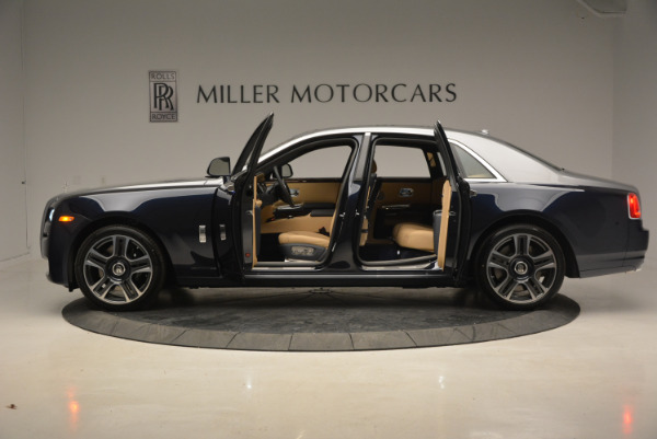 New 2017 Rolls-Royce Ghost for sale Sold at Aston Martin of Greenwich in Greenwich CT 06830 15