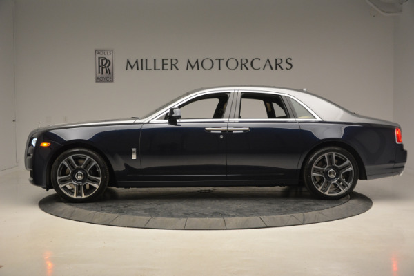 New 2017 Rolls-Royce Ghost for sale Sold at Aston Martin of Greenwich in Greenwich CT 06830 3