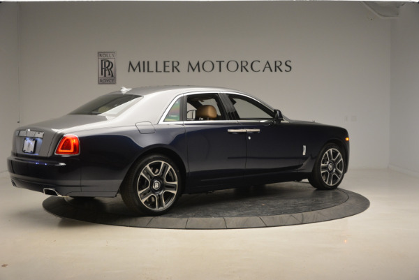 New 2017 Rolls-Royce Ghost for sale Sold at Aston Martin of Greenwich in Greenwich CT 06830 8