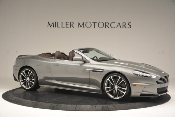 Used 2010 Aston Martin DBS Volante for sale Sold at Aston Martin of Greenwich in Greenwich CT 06830 10