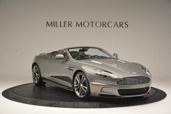Used 2010 Aston Martin DBS Volante for sale Sold at Aston Martin of Greenwich in Greenwich CT 06830 11