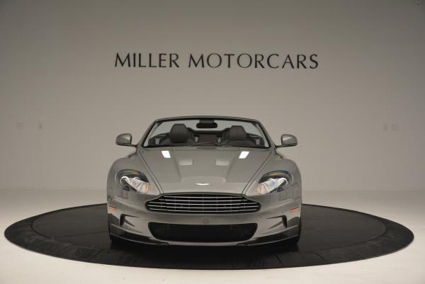 Used 2010 Aston Martin DBS Volante for sale Sold at Aston Martin of Greenwich in Greenwich CT 06830 12