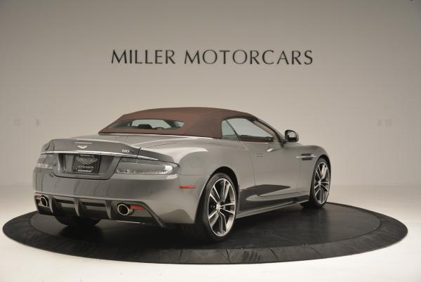 Used 2010 Aston Martin DBS Volante for sale Sold at Aston Martin of Greenwich in Greenwich CT 06830 19