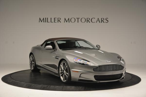 Used 2010 Aston Martin DBS Volante for sale Sold at Aston Martin of Greenwich in Greenwich CT 06830 23